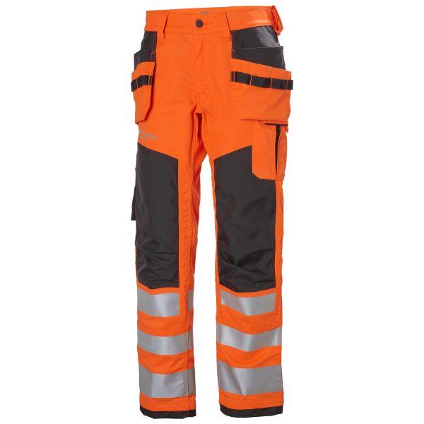 Helly Hansen Workwear Alna 2.0 Työhousut oranssi, huomioväri C56