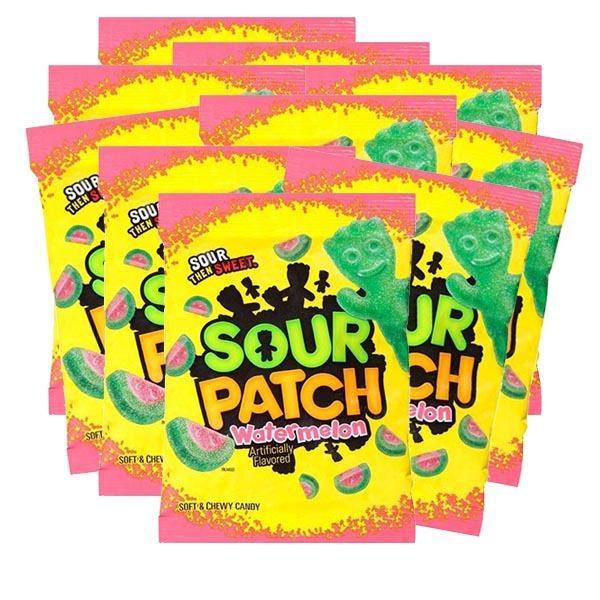 Sour Patch Watermelon 160g x 10