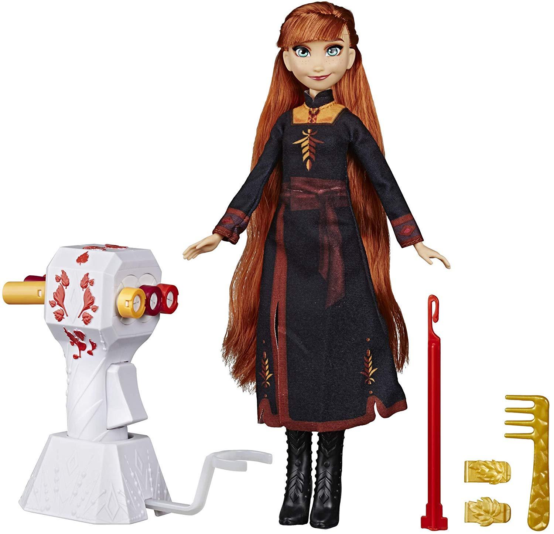 Disney Frozen 2 - Hair Play Doll - Anna (E7003)
