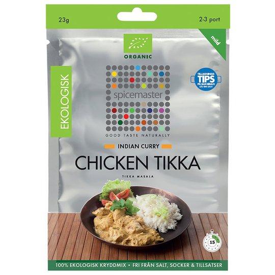 """Maustesekoitus """"Chicken Tikka"""" 23 g - 20% alennus"""
