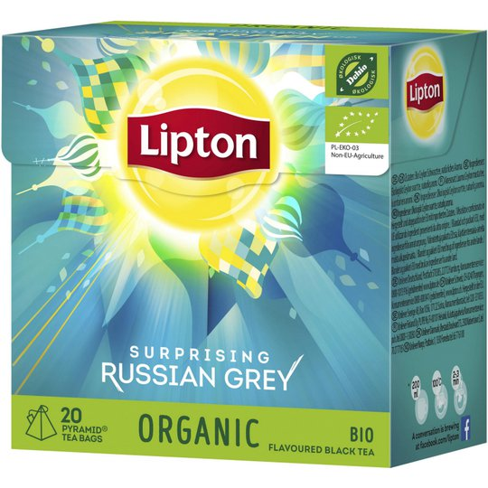"Te ""Russian Earl Grey"" 20-pack - 40% rabatt"