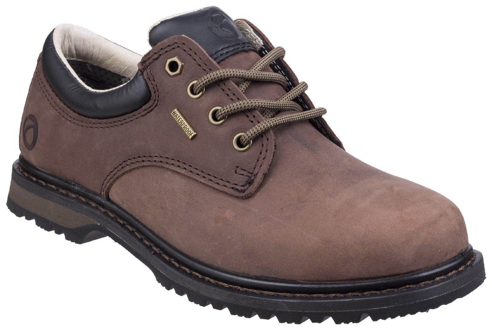 Cotswold Men's Stonesfield Hiking Shoe Various Colours 23597 - Crazy horse 7