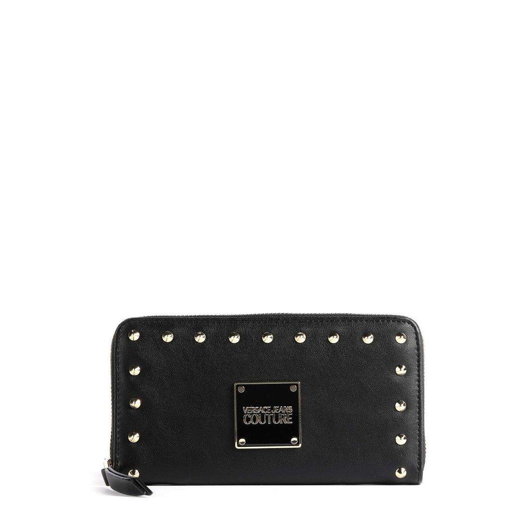 Versace Jeans Women's Wallet Black E3VWAPE1_71407 - black NOSIZE