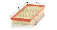 Ilmansuodatin MANN-FILTER C 38 116