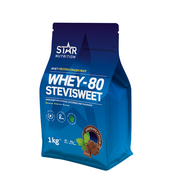 Whey-80 SteviSweet, 1 kg