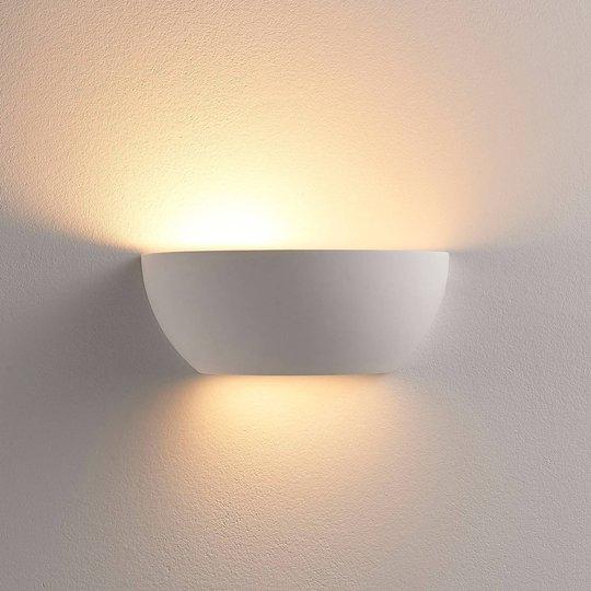 Jimmy - LED-seinävalaisin Easydim-toiminto, kipsiä