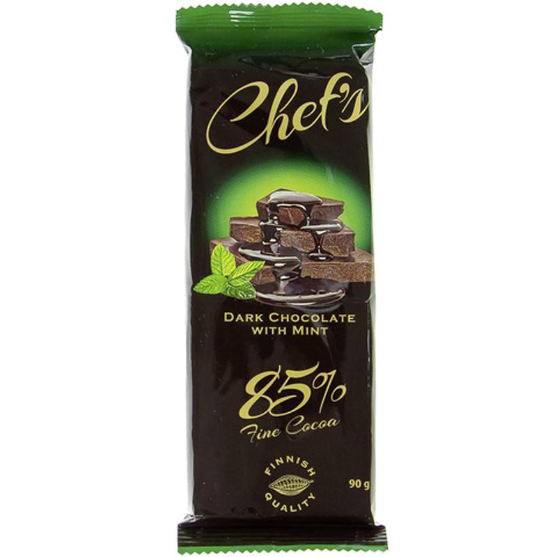 Mörk Choklad Mint - 32% rabatt