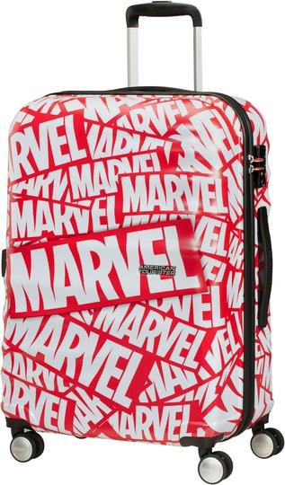 American Tourister Marvel Trillekoffert, Marvel Logo, 64L