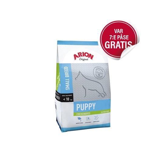 Arion Puppy Small Chicken & Rice (7,5 kg)