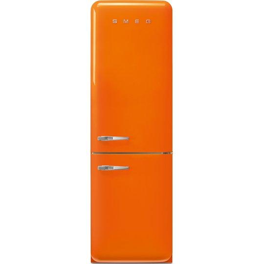 Smeg FAB32ROR5 Kylskåp/frys orange