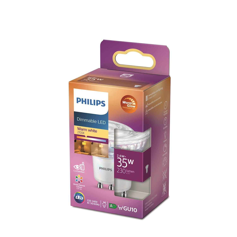 Philips LED 35w spot klar