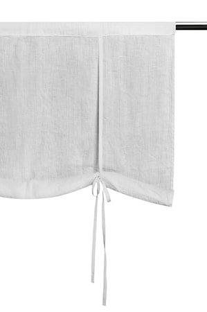 1700-tallsgardin Sunshine 130x120cm hvit