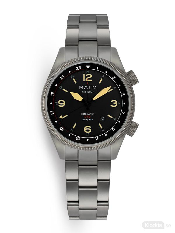 MALM AIR WOLF Silver classic Bracelet MW-AW39SRCL