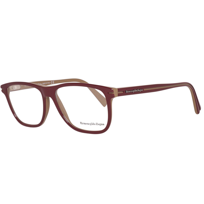 Ermenegildo Zegna Men's Optical Frames Eyewear Brown EZ5044 55071