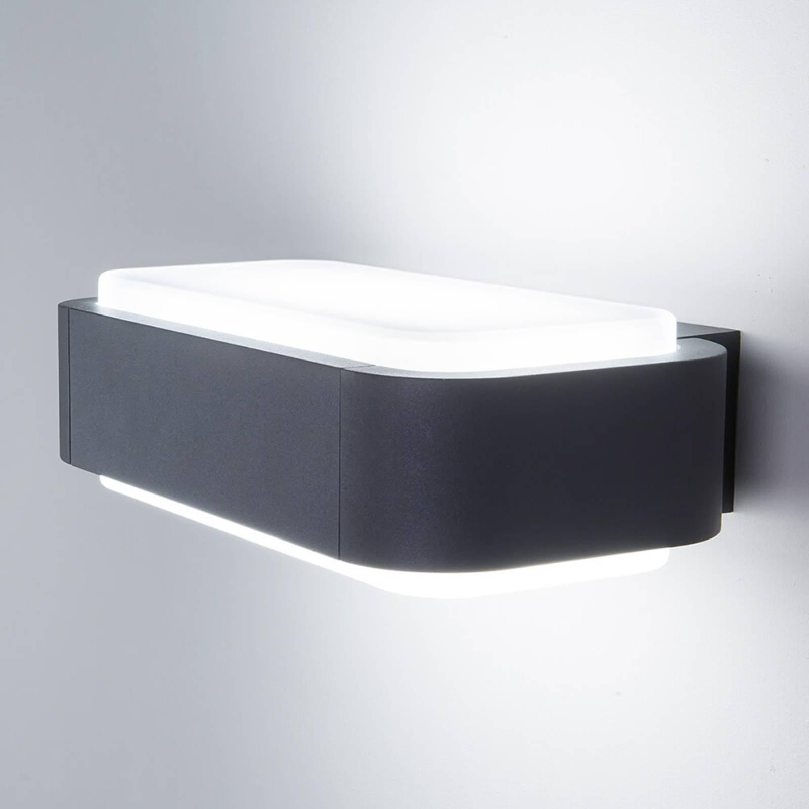 IP65 - moderne utendørs LED-vegglampe Sticker