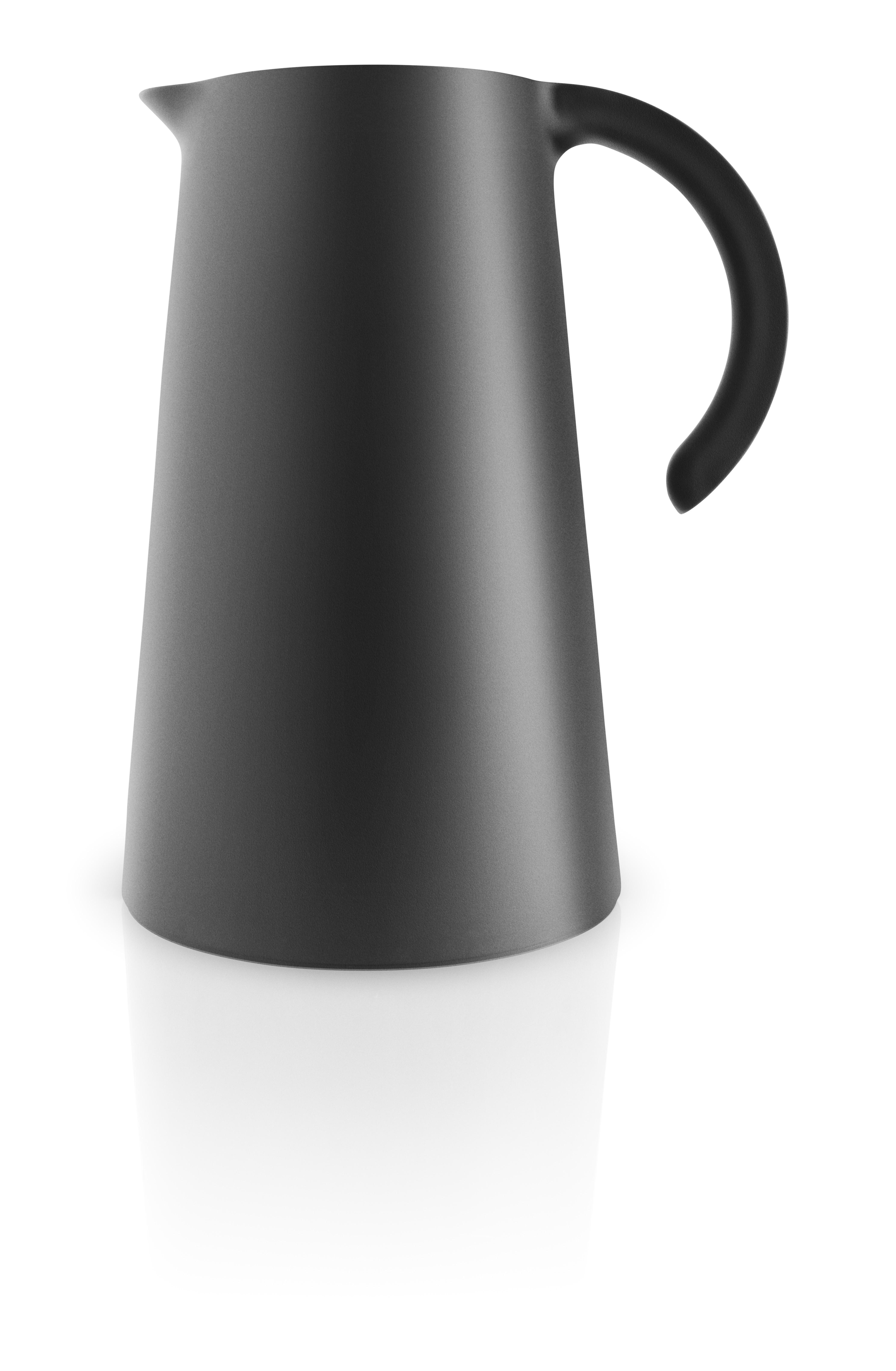 Eva Solo - Rise Vacuum Jug 1 L - Black (502850)