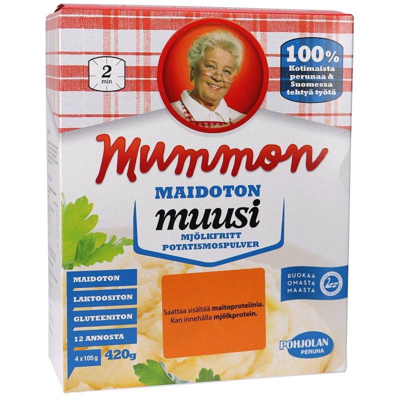 Mummon Muusi - 37% alennus