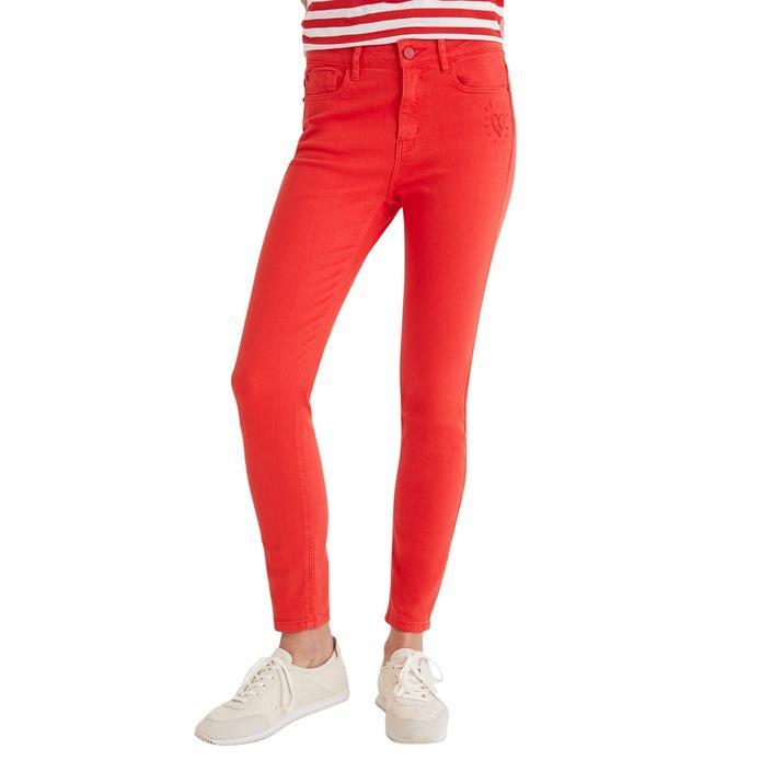 Desigual Women's Trouser Various Colours 203944 - coral 36