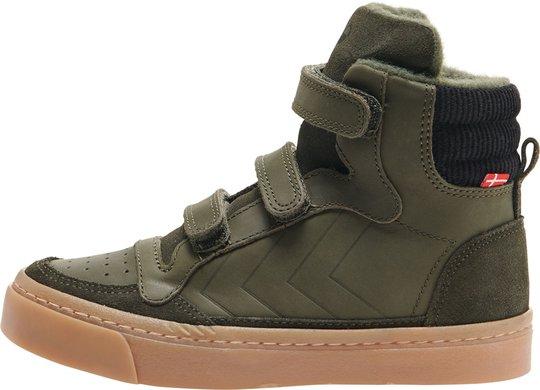Hummel Stadil Nature Jr Sneakers, Forrest Night 28
