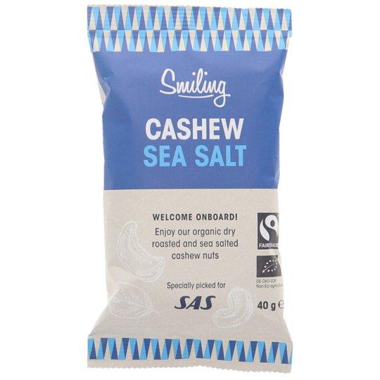 Eko Cashew Havssalt - 26% rabatt