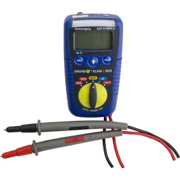 Elma 902 Multimeter