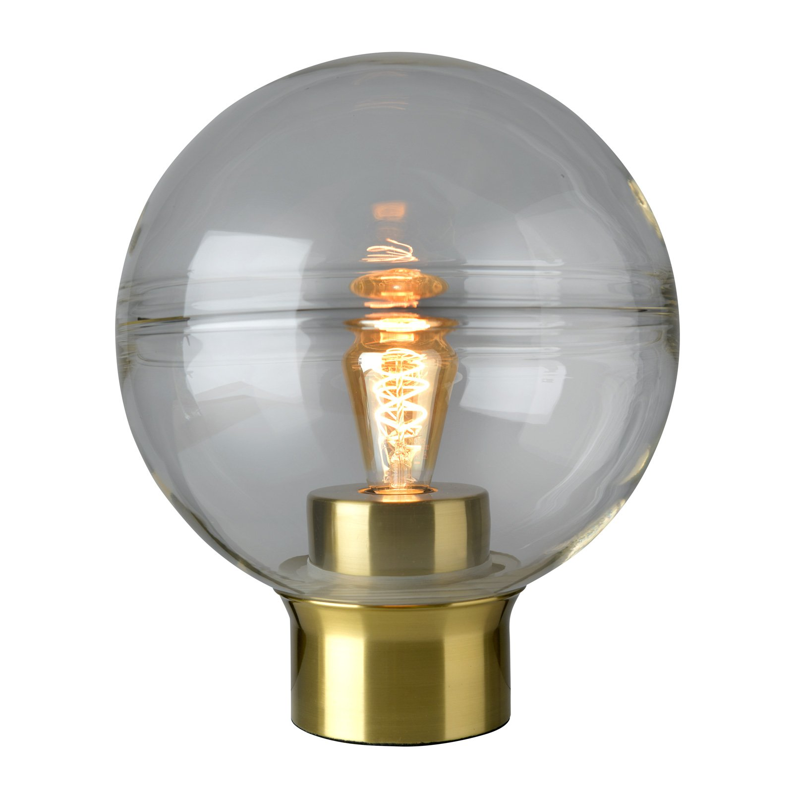 Villeroy & Boch Tokyo-bordlampe, gull Ø 30 cm