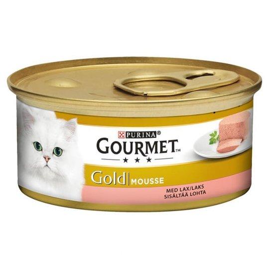Gourmet Gold Lax Mousse Wet