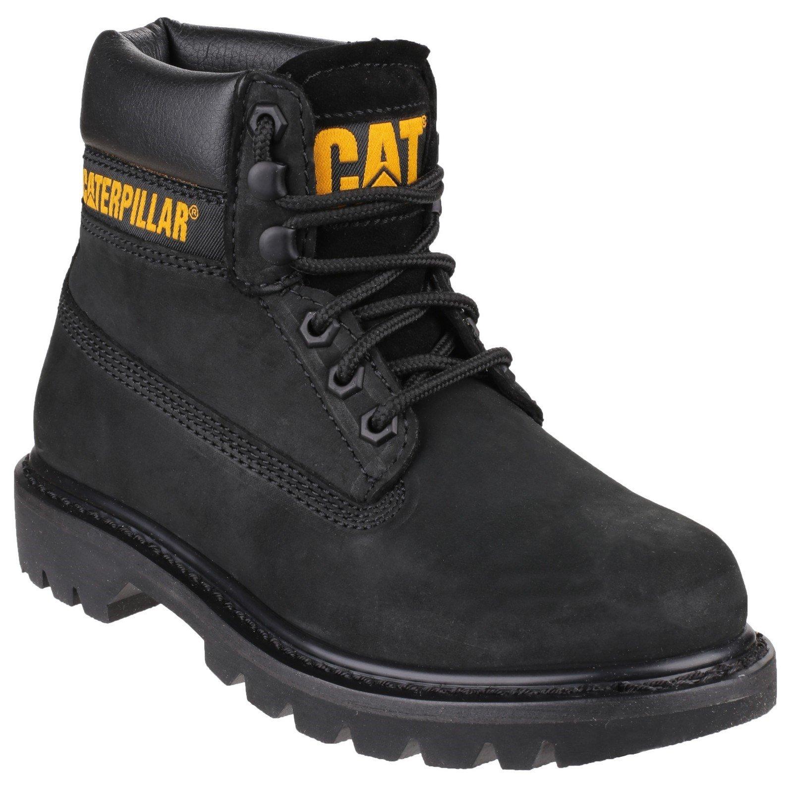 CAT Lifestyle Women's Colorado Lace Up Boot Various Colours 24329 - Black 3