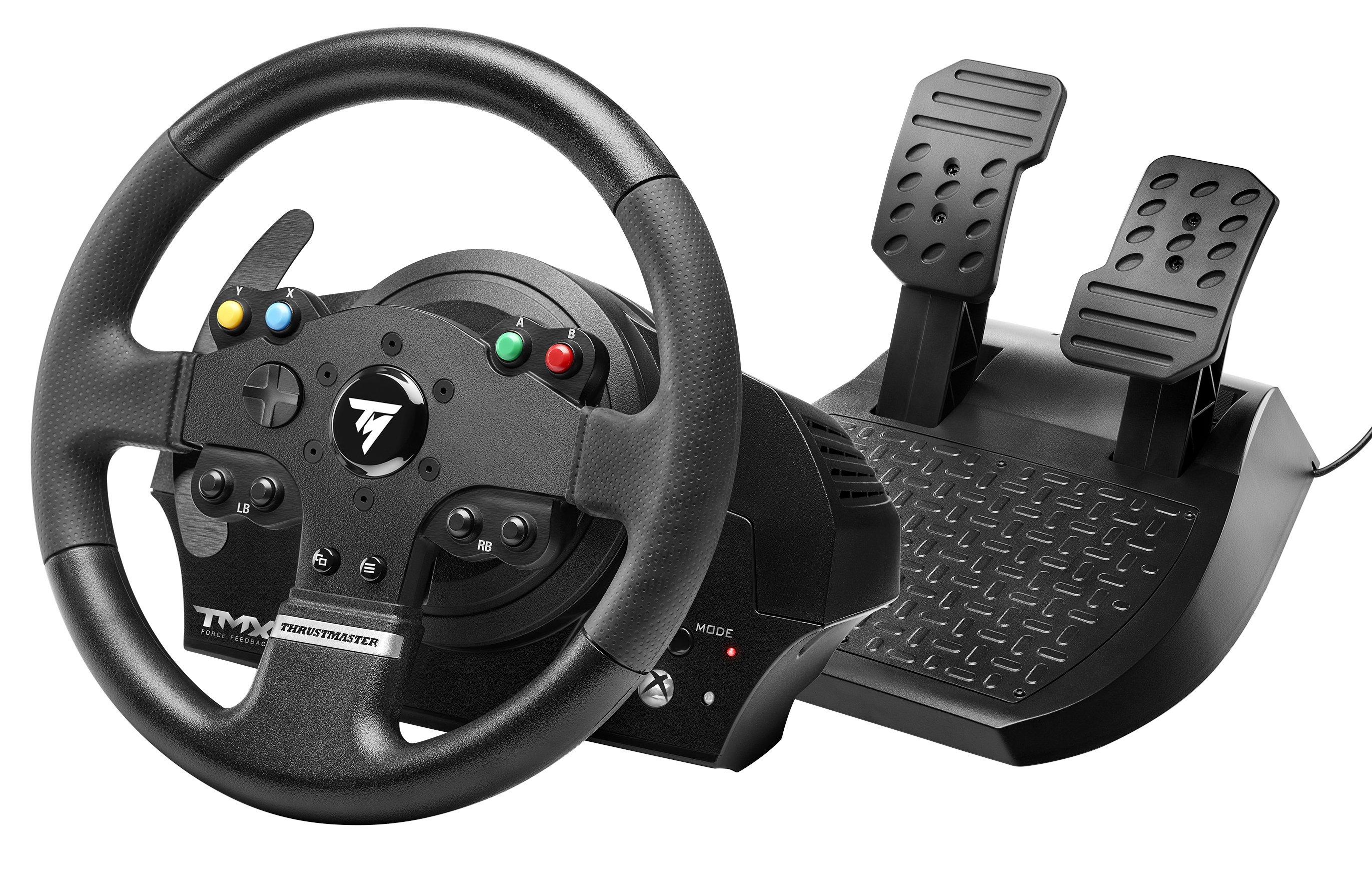Thrustmaster - TMX Force Feedback Racing Wheel