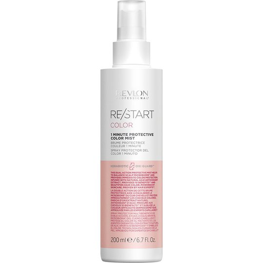 Restart Color 1 Minute Protective Color Mist, 150 ml Revlon Professional Aurinkosuoja