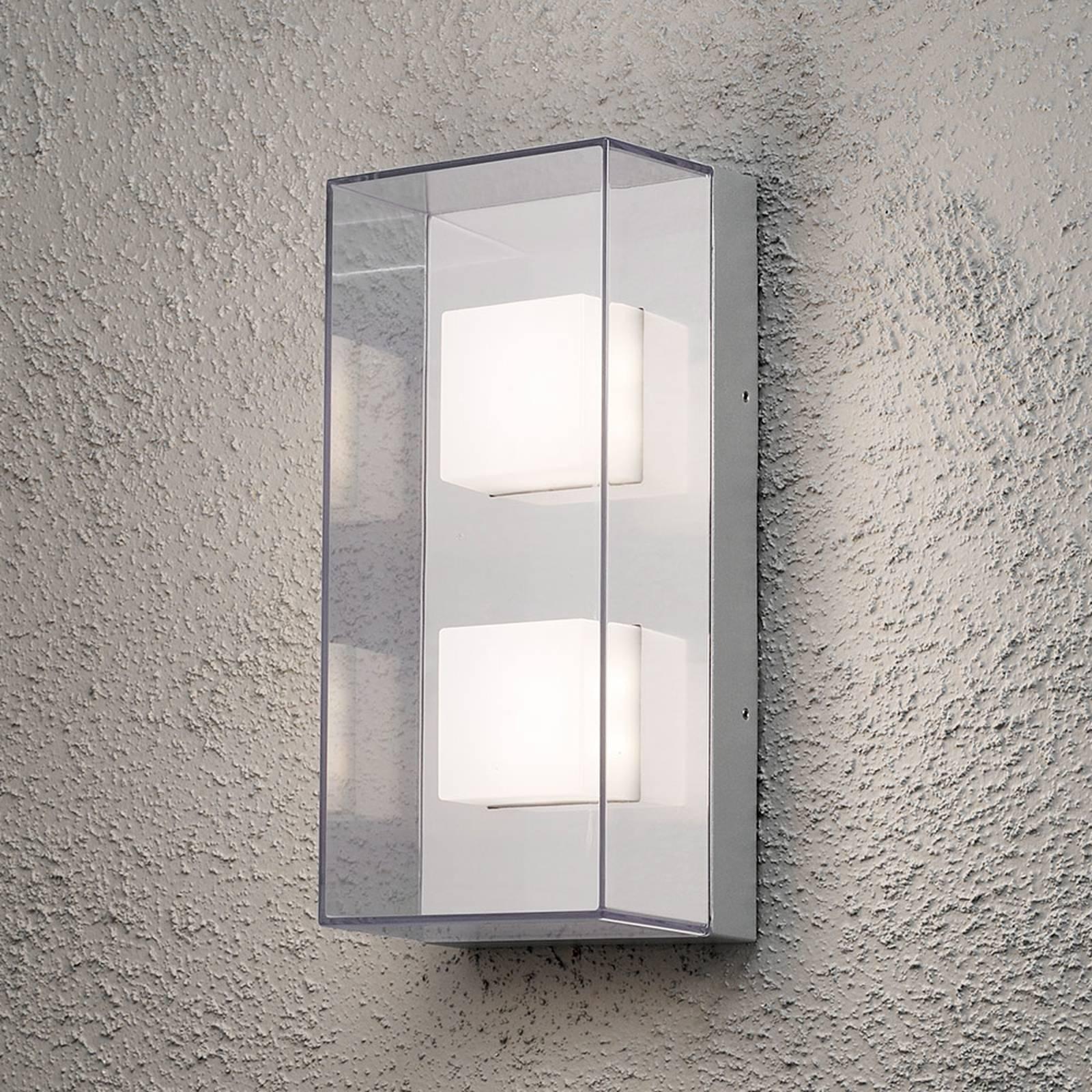 Suorakulmainen LED-ulkoseinävalaisin Sanremo