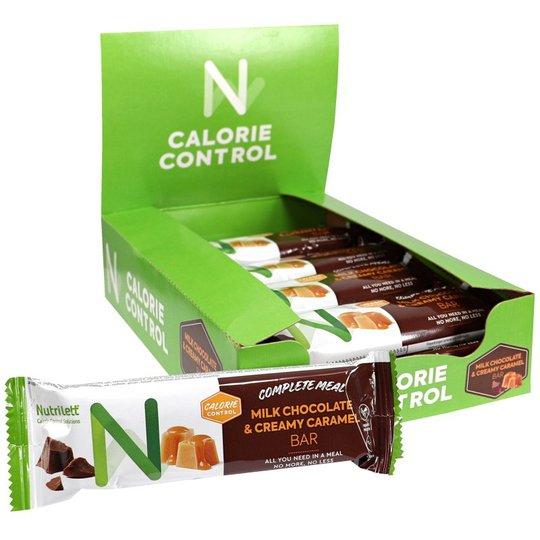 Ateriankorvikepatukat Milk Chocolate & Creamy Caramel 15kpl - 48% alennus