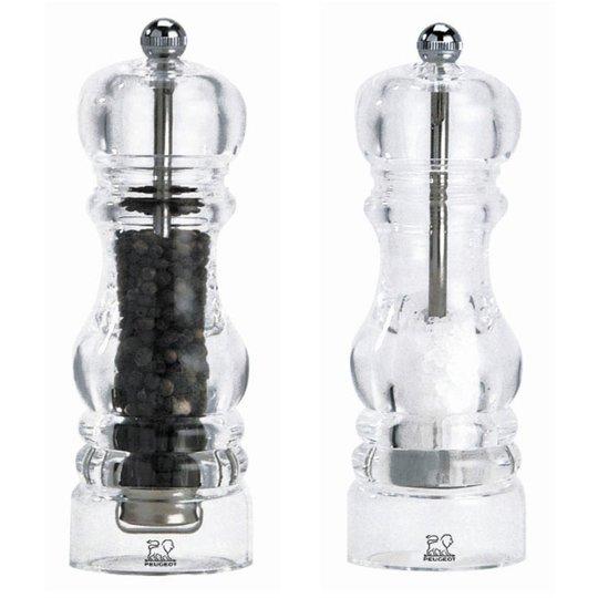 Peugeot Nancy Duo Salt- & Pepparkvarn 18 cm