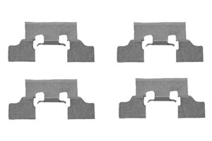 Tarvikesarja, jarrupala, Taka-akseli, FORD MONDEO III, MONDEO Sedan III, MONDEO Turnier III, JAGUAR S-TYPE, XJ, X-TYPE, X-TYPE Kombi, 15