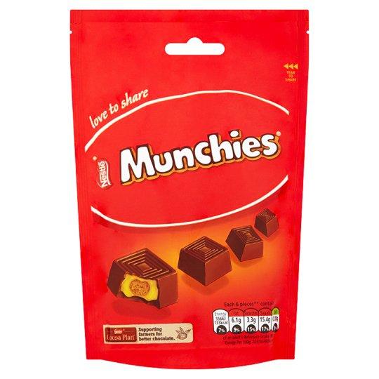 """Godis """"Munchies"""" 126g - 57% rabatt"""