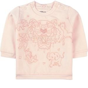 Kenzo Tiger Sweatshirt Rosa 6 mån