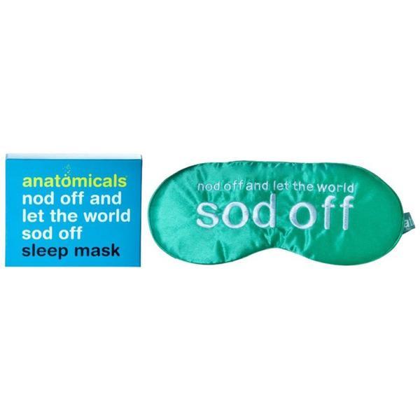 Sod Off Sleep Eye Mask