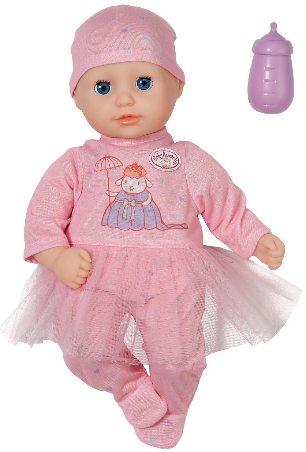 Baby Annabell Docka Little Sweet Annabell 36 Cm