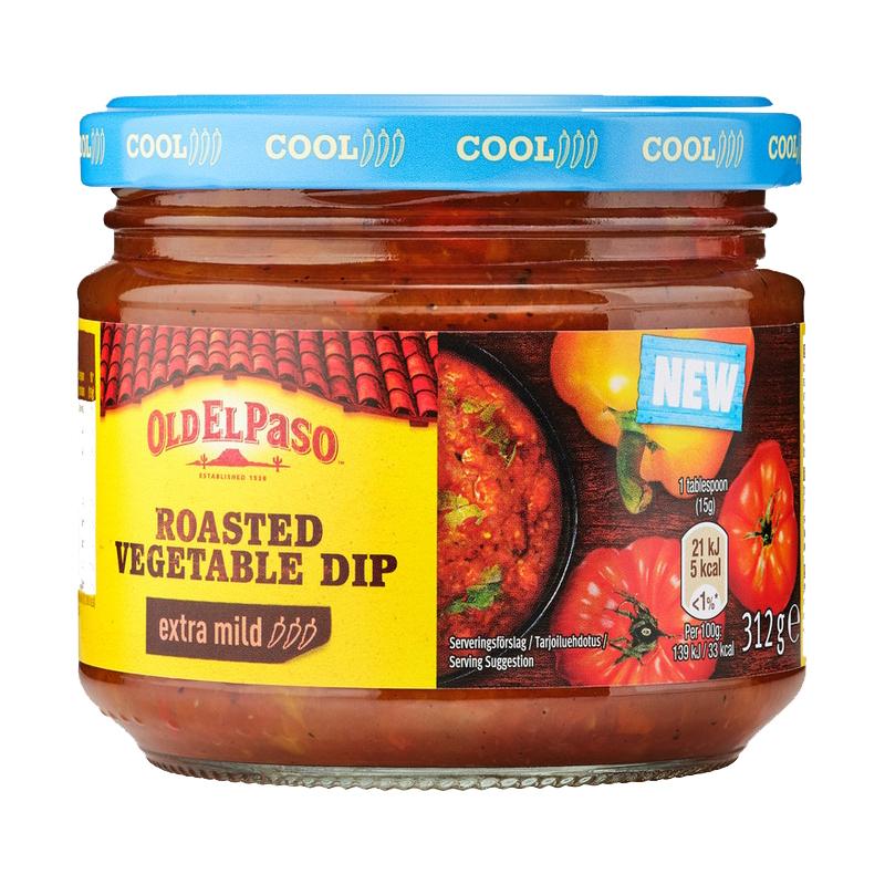 Dipp Roasted Vegetable - 56% rabatt
