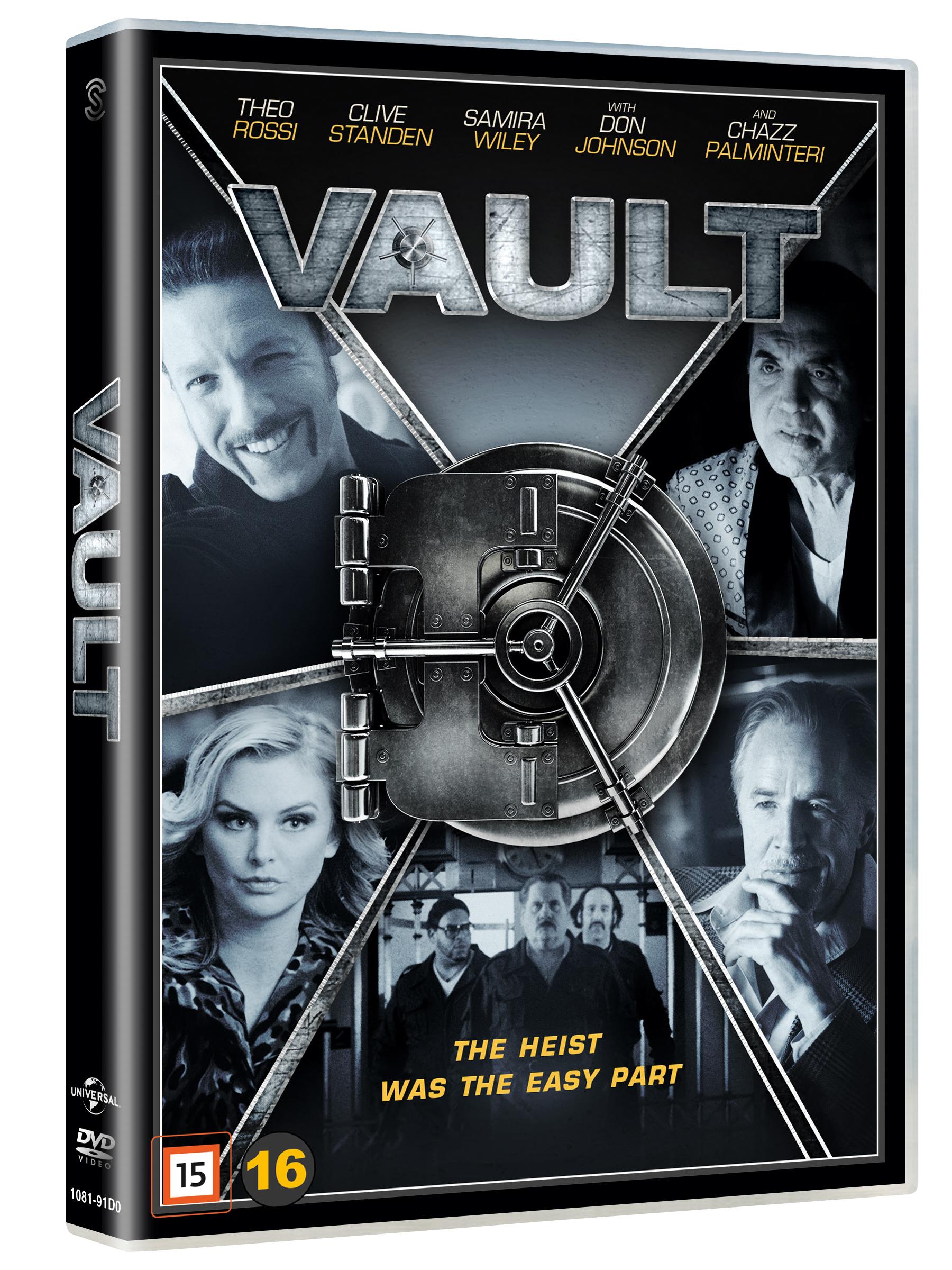 Vault - DVD