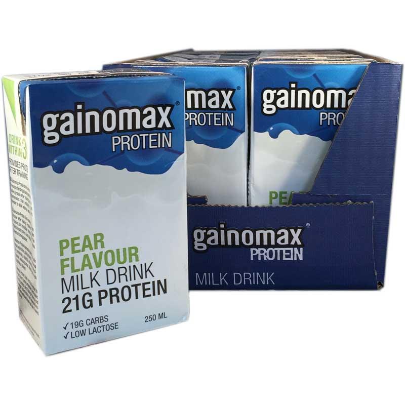 18-Pack Proteindrink päron - 83% rabatt