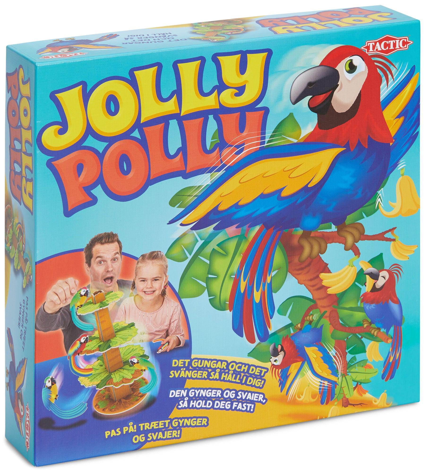 Tactic Spel Jolly Polly