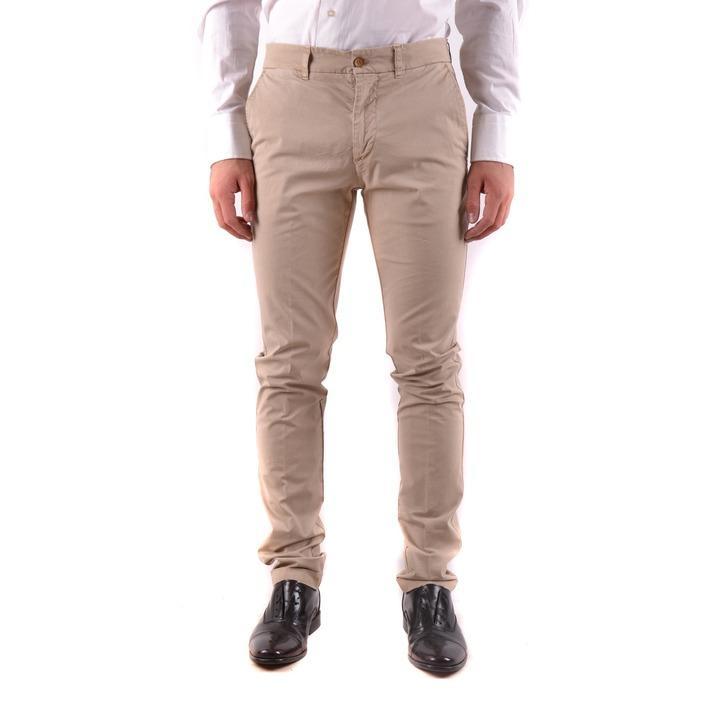 Harmont & Blaine Men's Trouser Beige 162981 - beige 56