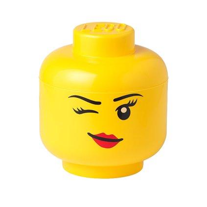 Room Copenhagen - LEGO Storage Head Whinky - Large (40321727)