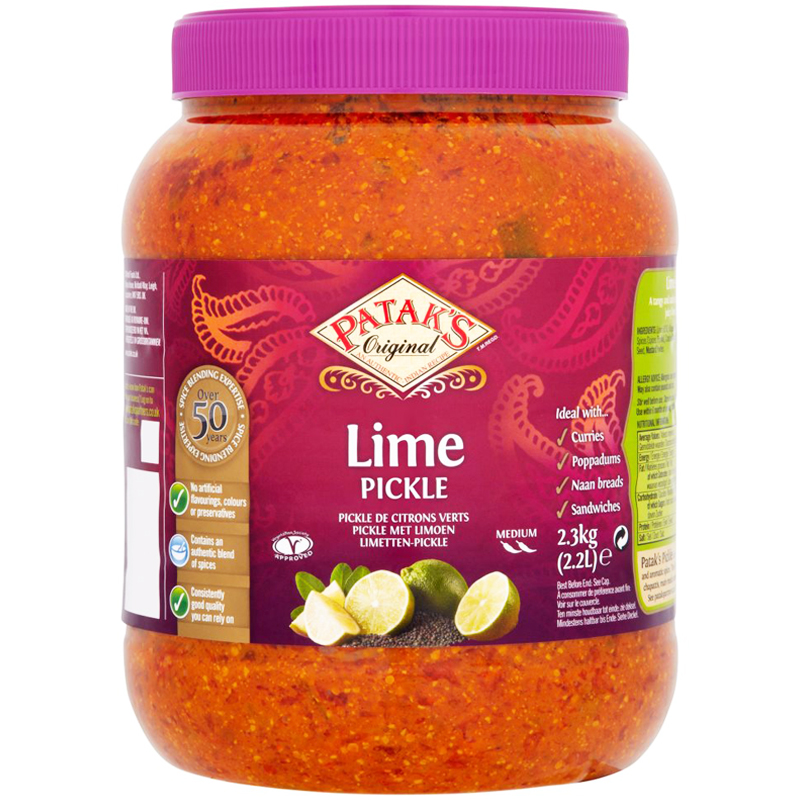 Limesås Pickle - 76% rabatt