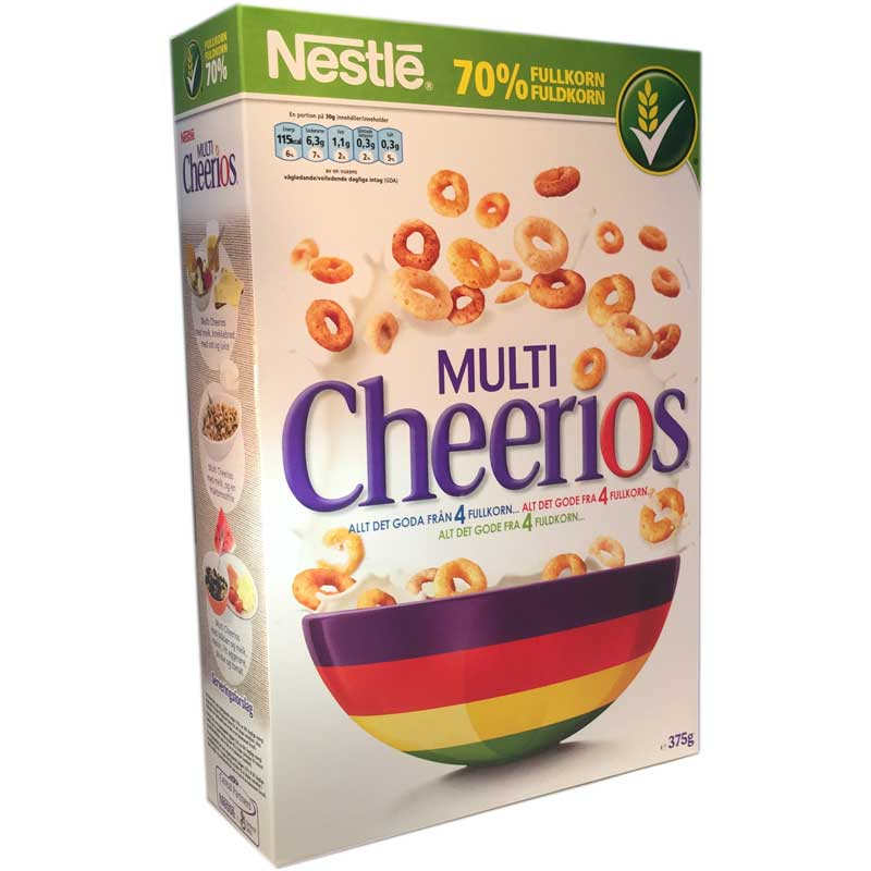 Multi Cheerios - 83% rabatt