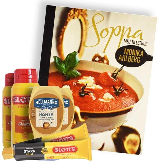 Rädda senapen + kokbok! - 94% rabatt