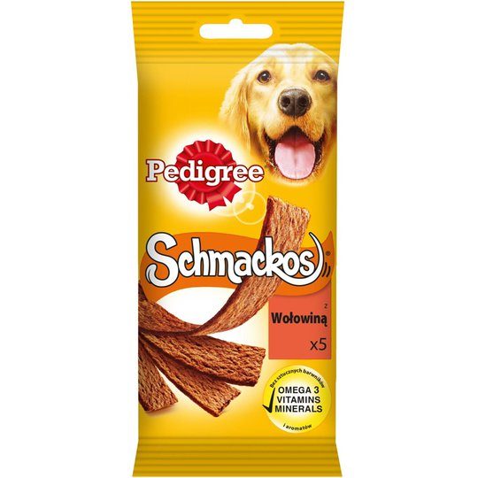 "Koiran makupalat ""Schmackos"" 43g - 51% alennus"