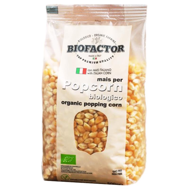 Popcorn 500g - 60% rabatt