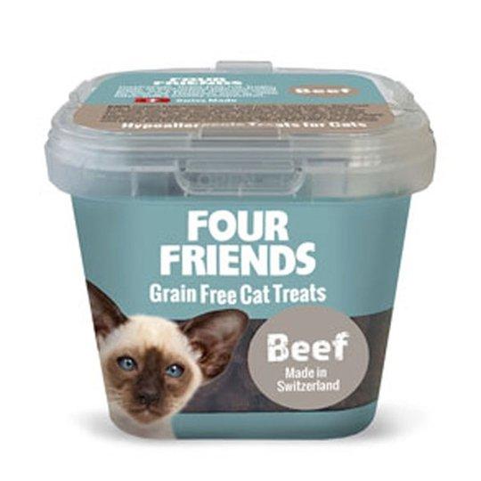 FourFriends Cat Treats Beef 100 g